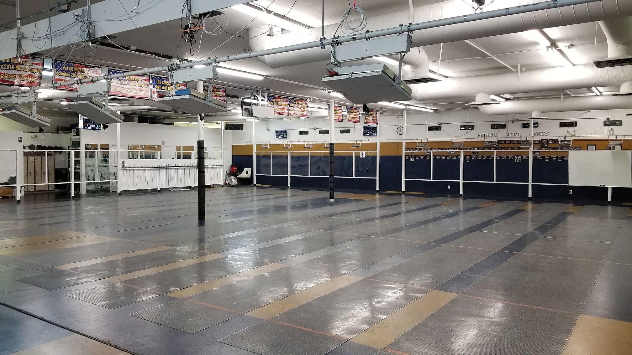 Fencing Facility Las Vegas